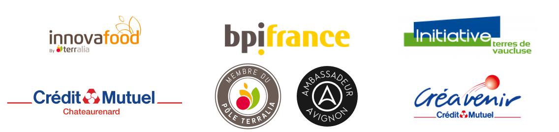 Partenaires et soutiens Alléchant - manger local