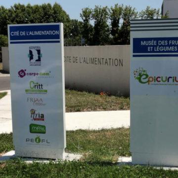 L'Epicurium, lieu lié à l'innovation agro-alimentaire en Vaucluse