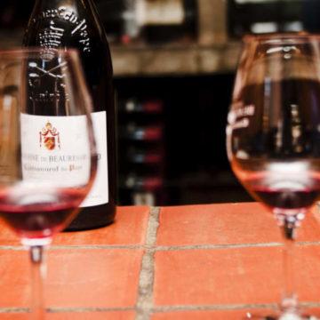 Le Vaucluse : 1er producteur de vin bio en France